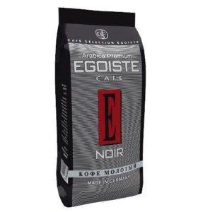 """Кофе """"Egoiste cafe"""" Noir молотый 250g"""