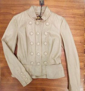 Кожаная куртка Gil Santucci Италия