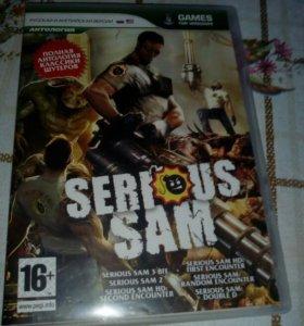 Serlous Sam