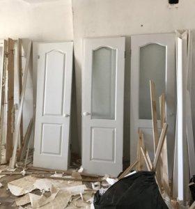 Двери тдск