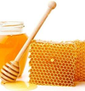 Мед с личной пасеки