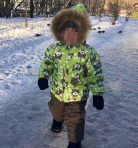 Зимний комбинезон Huppa