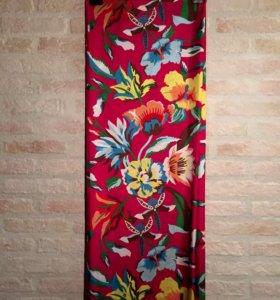 Ткань натуральный шёлк.«Dolce Gabbana». Italy.