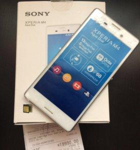 Телефон SONY XPERIA M4 Agua Dual