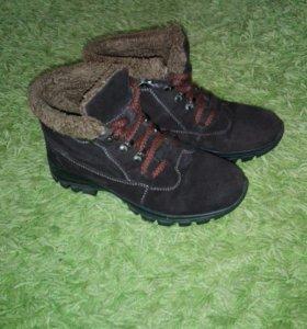 Ботинки зимние BRADO р. 37
