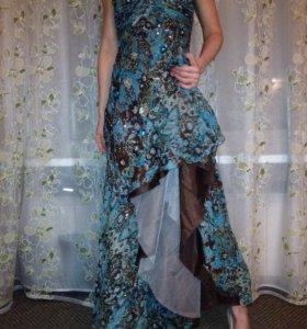 Платье вечернее выпускной