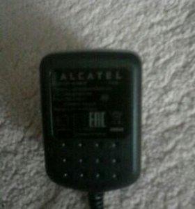 Зарядки на телефон Нокиа и Алкател