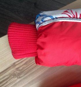 Зимний костюм для девочки Orby