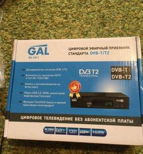 Цифровой эфирный приёмник DVB-T/T2