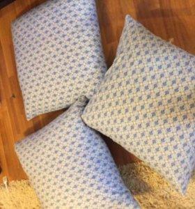 Перьевые подушки новые