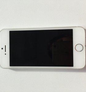 Продам iPhone 5S на 16g