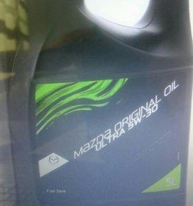Масло Mazda Original oil Ultra 5W30 053005TFE