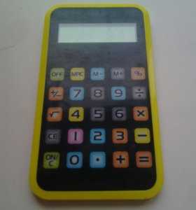Калькулятор сенсорный