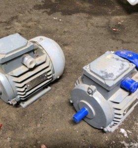 Электродвигатель ассинхронный АИР63В4У3