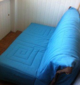 Диван- кровать прямой