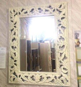 Зеркало Ажурное прямоугольное