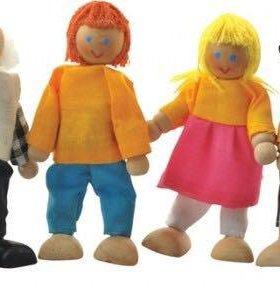Новая семейка кукол