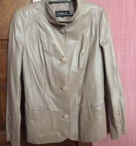 Кожаная куртка (р-46)