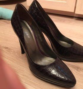 Туфли Calipso, кожа/лак.