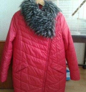 Зимняя куртка-48р.