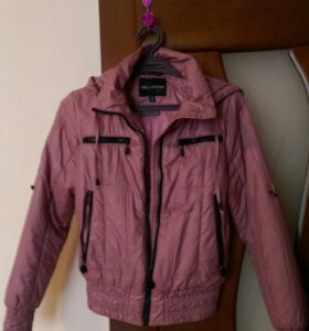 Куртка демисезонная р.42