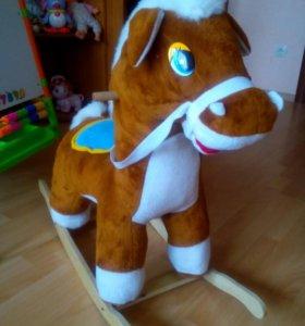 Лошадка-качалка🐴