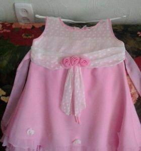 Платье нарядное made in Thailand