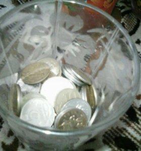Коллеокционные монеты