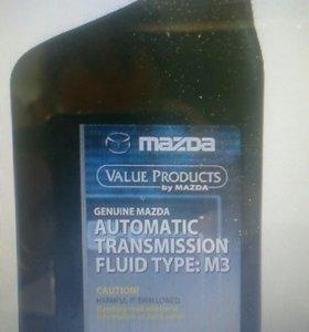 Масло трансм. Mazda ATF M-lll 000077110E01