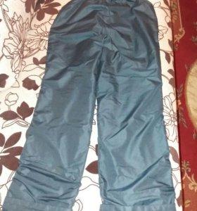 Димисезонные штаны для девочки