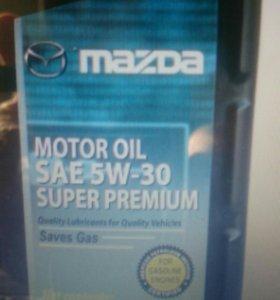 Масло Mazda Super Premium SAE 5W30 0000775W30QT