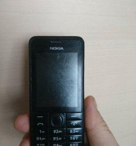 Продам телефон Nokia 301 dual sim.
