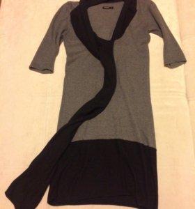 Шерстяное платье Miss sixty