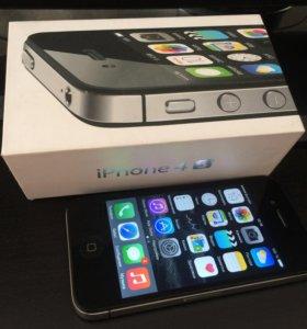 IPHONE 📱 4s 16 gb