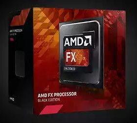 Процессор AMD FX-9590 Black Edition, BOX