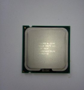 Процессор Intel pentium dual core E8200 2.66 Ghz