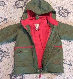 Куртка демисезонная, детская 1-1,5 года