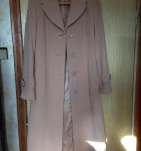 Пальто на весну шерсть