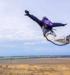 Прыжок с веревкой(rope jumping)