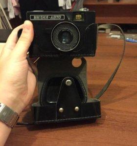 Ретро фотоаппарат Вилия-Авто