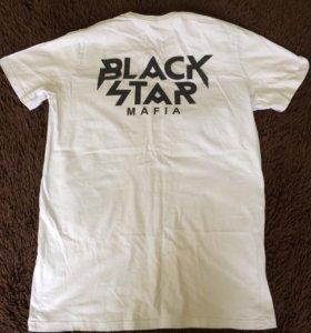 Black Star Mafia футболка