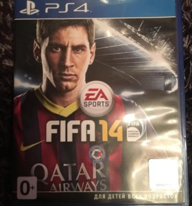 FIFA 14 для PS4 лицензия