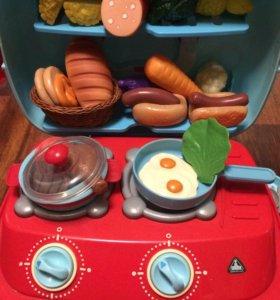 Кухня детская игровая
