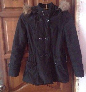 Куртка осень весна тёплая зима