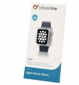 Apple Watch 38mm Cellular Line Clear