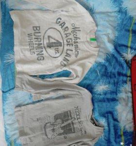 Кофты футболки ласины