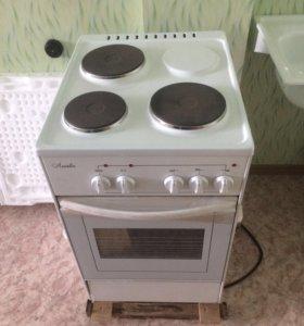 Электро плита лысьва 3х конфорочная