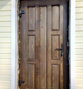 Входная дверь по вашим размерам
