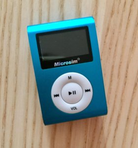 MP3 плеер Microsim 4 gb