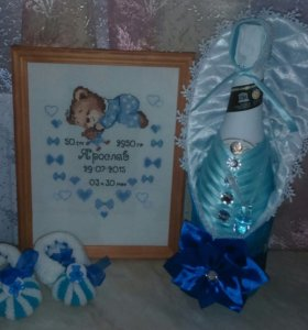 Подарочный набор на рождение ребёнка